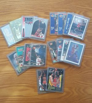 Michael Jordan Trading Cards for Sale in Seattle, WA