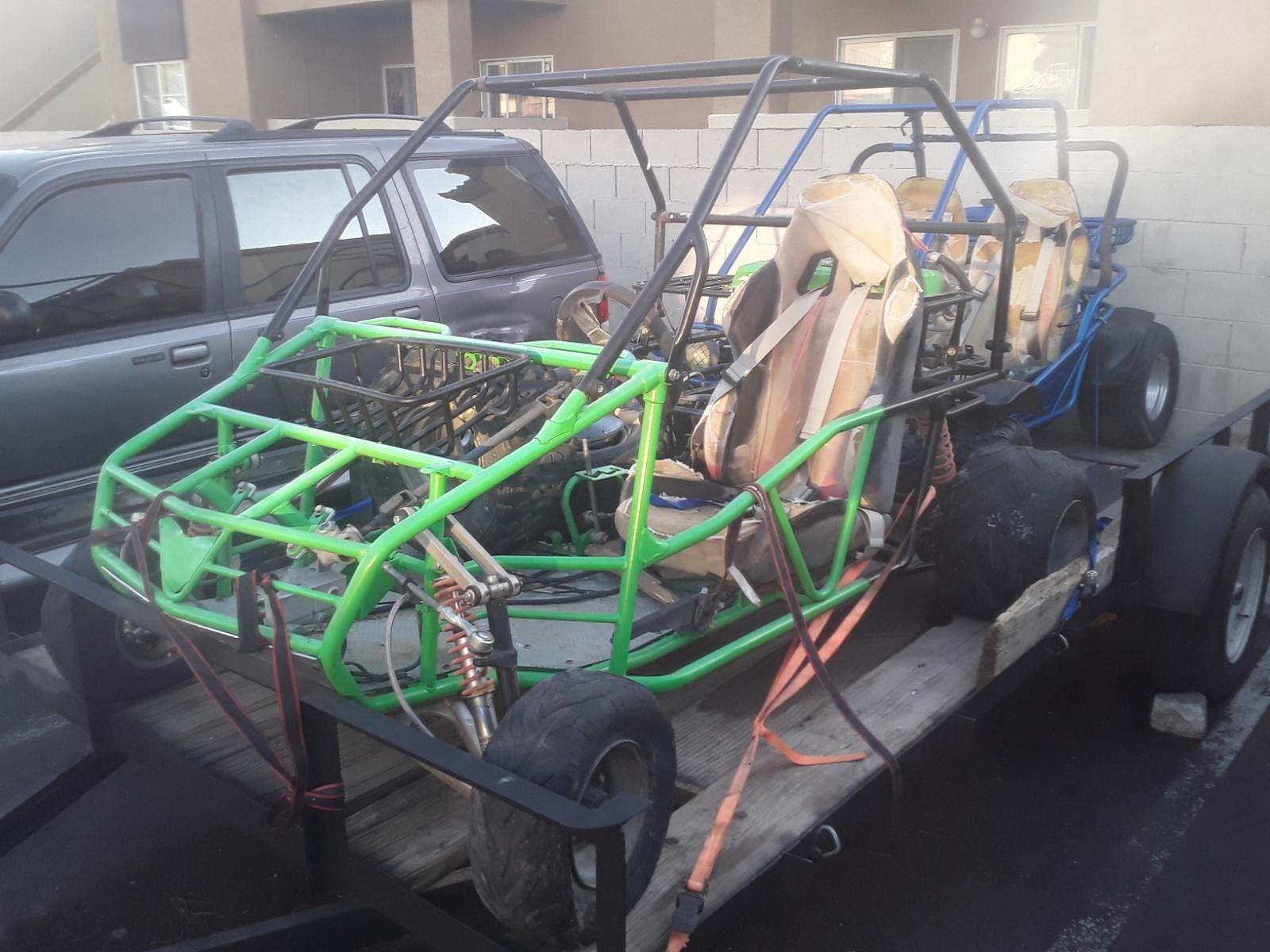 Green Doom Buggy