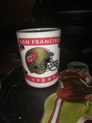 49er Cup for Sale in Tacoma, WA