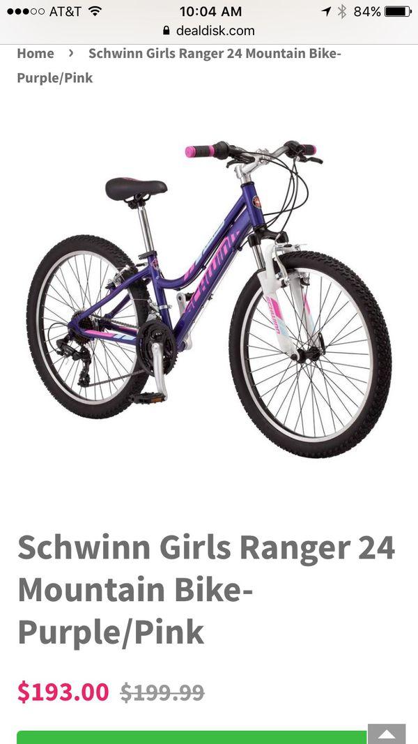 Schwinn Girls 24