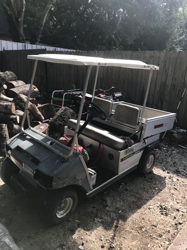 Gas golf cart for Sale in Houston, TX - OfferUp