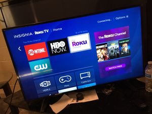 Insignia smart tv 39'' for Sale in Cleveland, OH