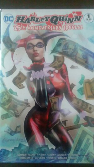Photo DC Comics Harley Quinn 25th ANNIVERSARY SPECIAL #1