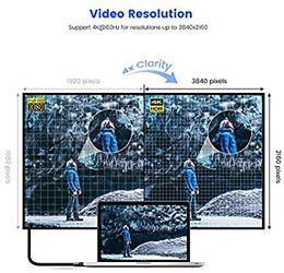 Atevon 4K HDMI cable Thumbnail