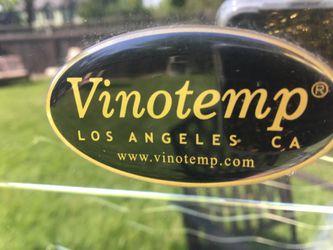 Silent 12 bottle Wine refrigerator Thumbnail