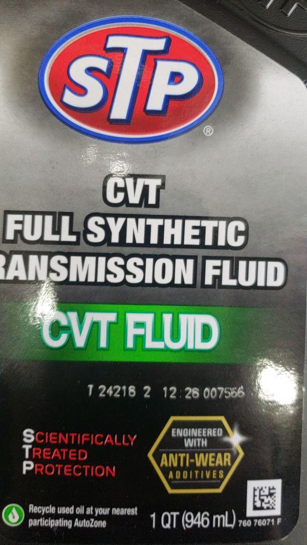 Cvt transmission fluid 6quarts for Sale in Fontana, CA - OfferUp