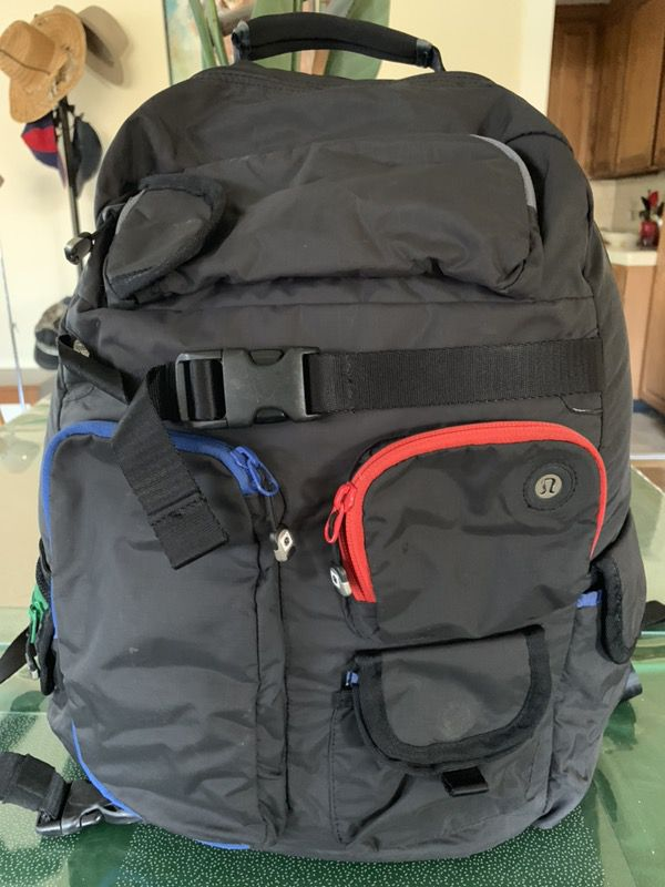 Lululemon Cruiser Backpack pre-owned for Sale in San Diego, CA - OfferUp
