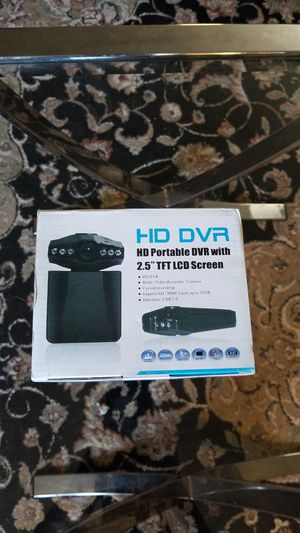 "HD DVR Portable DVR 2.5"" TFT LCD Screen for Sale in Boston, MA"