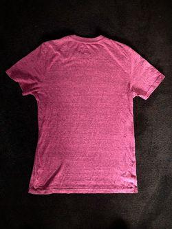 Purple Hurley T Shirt  Thumbnail
