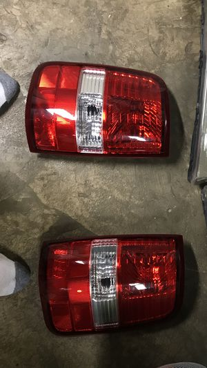 2004 -2008 Ford F-150 rear tail lights for Sale in Silver Spring, MD