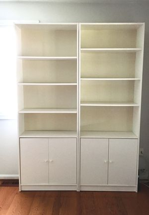 2 Tall Book Shelves for Sale in Alexandria, VA