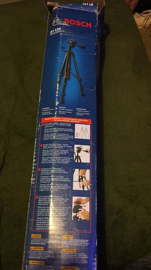 BT150 BOSCH Compact tripod for Sale in Adelphi, MD