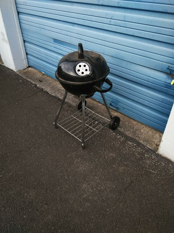 Barely Used Charcoal Grill Bbq