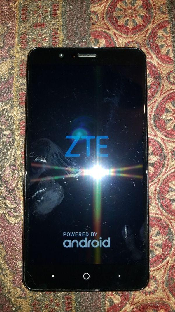 ZTE BLADE ZMAX for Sale in Columbus, GA - OfferUp