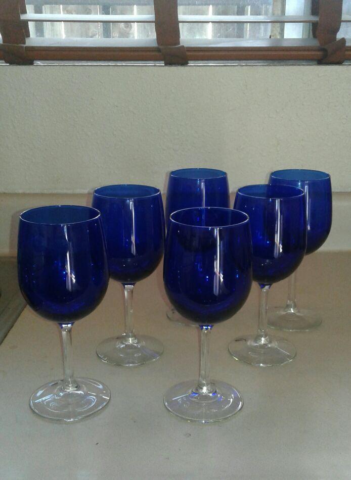 COLBALT BLUE CRYSTAL