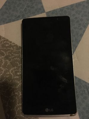 Lg android phone for Sale in Laurel, MD