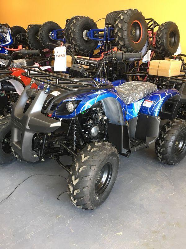 125cc atv on sale four wheeler for Sale in Dallas, TX - OfferUp