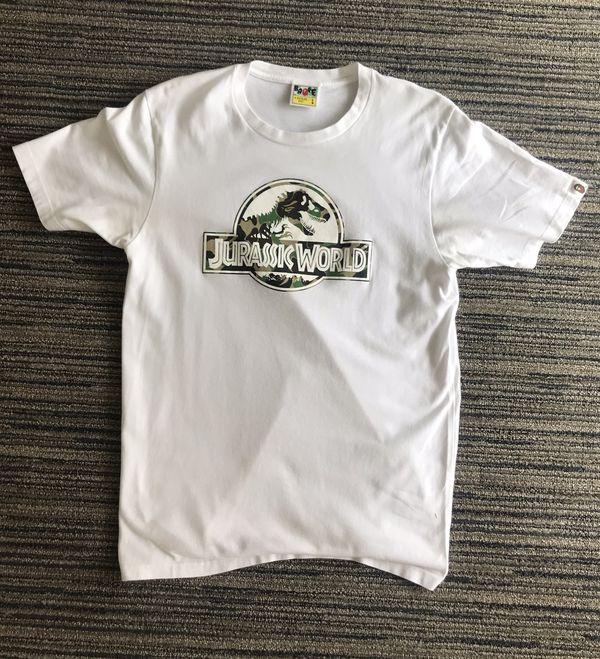 3c826b0d A Bathing Ape Jurassic World Logo Tee Size L BAPE for Sale in Rancho ...