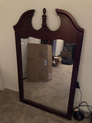 Big mirror for Sale in Wheaton, MD