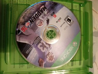 Madden 16 for xbox one Thumbnail