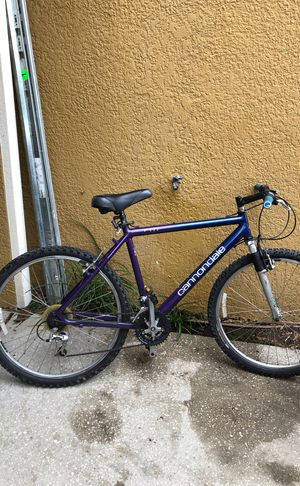 Cannondale Bikes For Sale >> New And Used Cannondale Bikes For Sale In Lakeland Fl Offerup