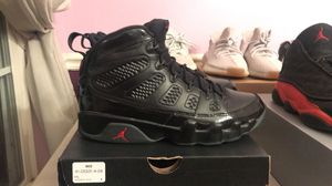 Jordan Retro 9 Bred for Sale in Cherry Hill, NJ