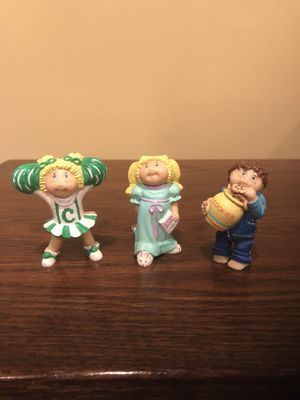 Vintage Cabbage Patch Figures for Sale in Centreville, VA