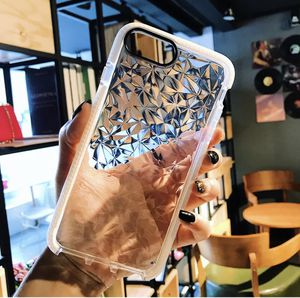 Clear Diamond Soft Silicone iPhone 8 Case for Sale in Elk Grove, CA