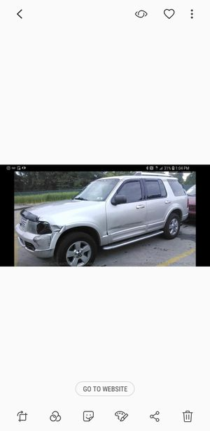 2005 Ford Explorer 3rd row seat for Sale in Forestville, MD