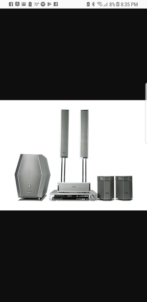 Panasonic Home Theater System SC-HT920 for Sale in Orlando, FL