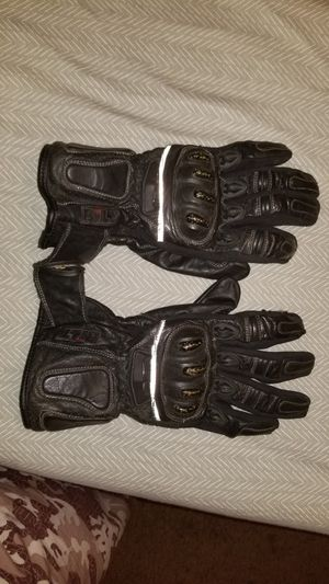 BILT motorcycle gloves good condition $20 for sale  US