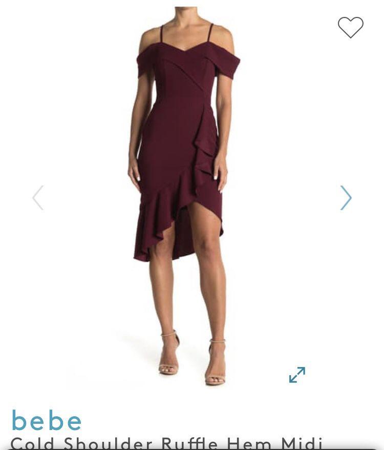 Nordstrom Rack Bebe Midi Dress