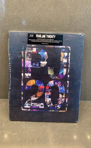 Sealed New PJ20 Blu-ray Documentary for Sale in Seattle, WA