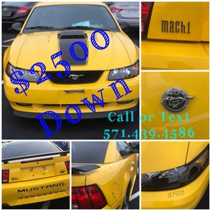 Ford Mustang Mach 1 40th special edition for Sale in Woodbridge, VA