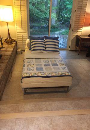 Designer Italian sofa flex couch or bed for Sale in Oakton, VA