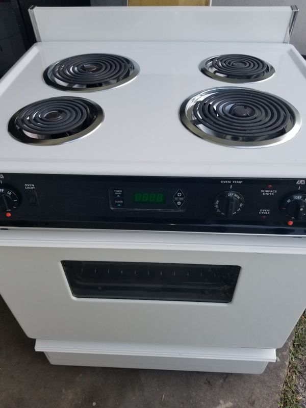 Ge coil stove êxcellent condition (Appliances) in Fort Myers, FL ...
