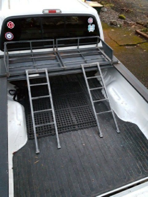 Truck Bed ATV Rack - by Rizerback for Sale in Olympia, WA ...