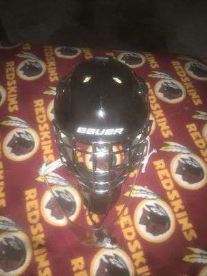 Goalie helmet Bauer NME3 for Sale in Lake Ridge, VA