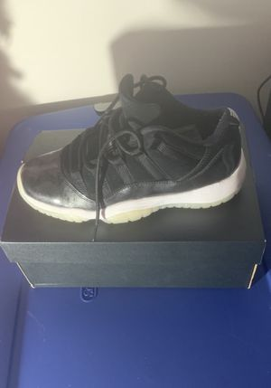 Air Jordan 11 Retro Low GS 'Barons' size 6.5 youth for Sale in Richmond, VA
