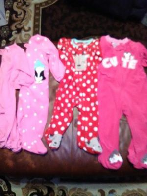 4 sleepers size 6 months for Sale in Baltimore, MD
