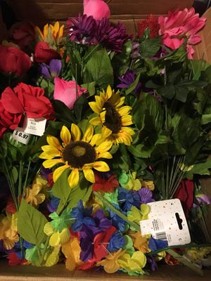 Huge Lot of synthetic flowers for Sale in Union City, CA