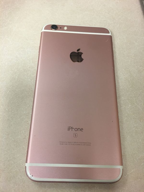 iPhone 6s Plus 64 GB (T-Mobile/Simple Mobile/Lyca Mobile) for Sale in Upper  Marlboro, MD - OfferUp