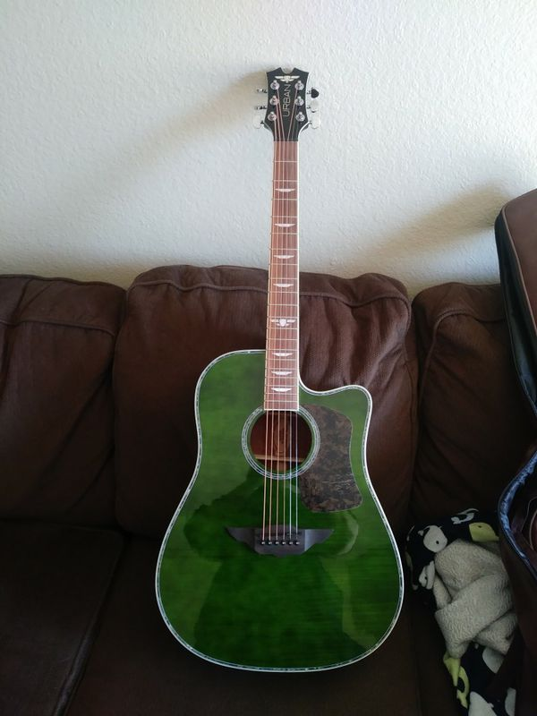 Keith Urban Guitar For Sale In Joplin Mo Offerup