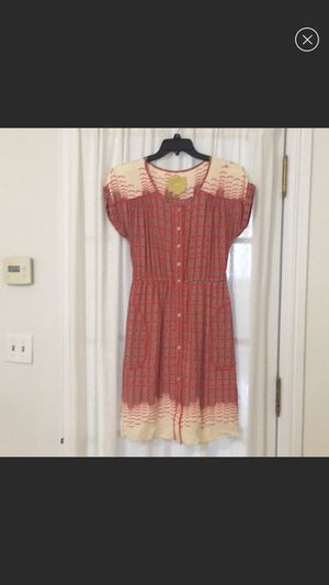 Photo Anthropologie dress