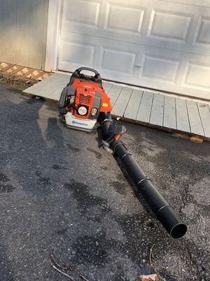 Hasqvarna 350t leaf blower for Sale in Fairfax Station, VA