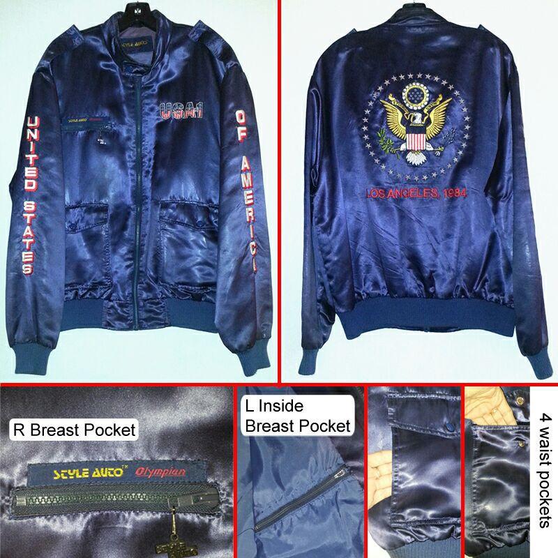 1984 Olympic Jacket