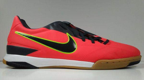 f802fcb61 2012 Nike T90 Shoot IV IC 472558-643 Orange Mens Indoor Soccer Shoes Size 9  size 8 size 11