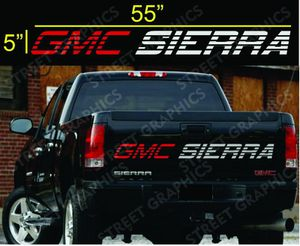 GMC SIERRA TAILGATE DECAL for Sale in Albuquerque, NM
