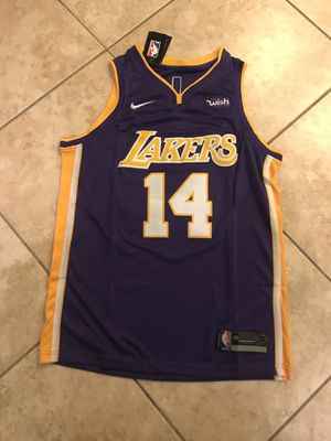 972320864270 Lakers Ingram jersey size medium new! for Sale in Riverside