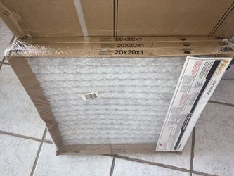 Brand New 3M Air Filters - 20x20 - 4 packs of 3 Thumbnail